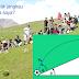 Soal Mekanika: Gerak Parabola pada Bidang Miring