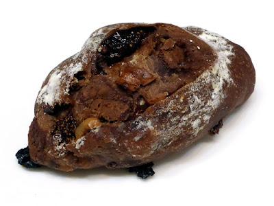 パン・オ・カカオ・エ・オ・ショコラ・オ・フレーズ・ノワゼット(Pain au cacao et au chorolat aux fraises noisettes) | GONTRAN CHERRIER(ゴントラン シェリエ)