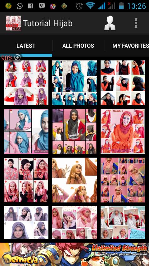 Tutorial Hijab di Aplikasi Android Terbaik