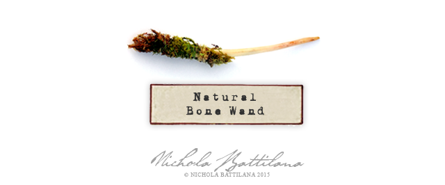 Faerie Wand Specimens - Nichola Battilana