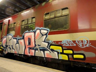 graffiti nhr