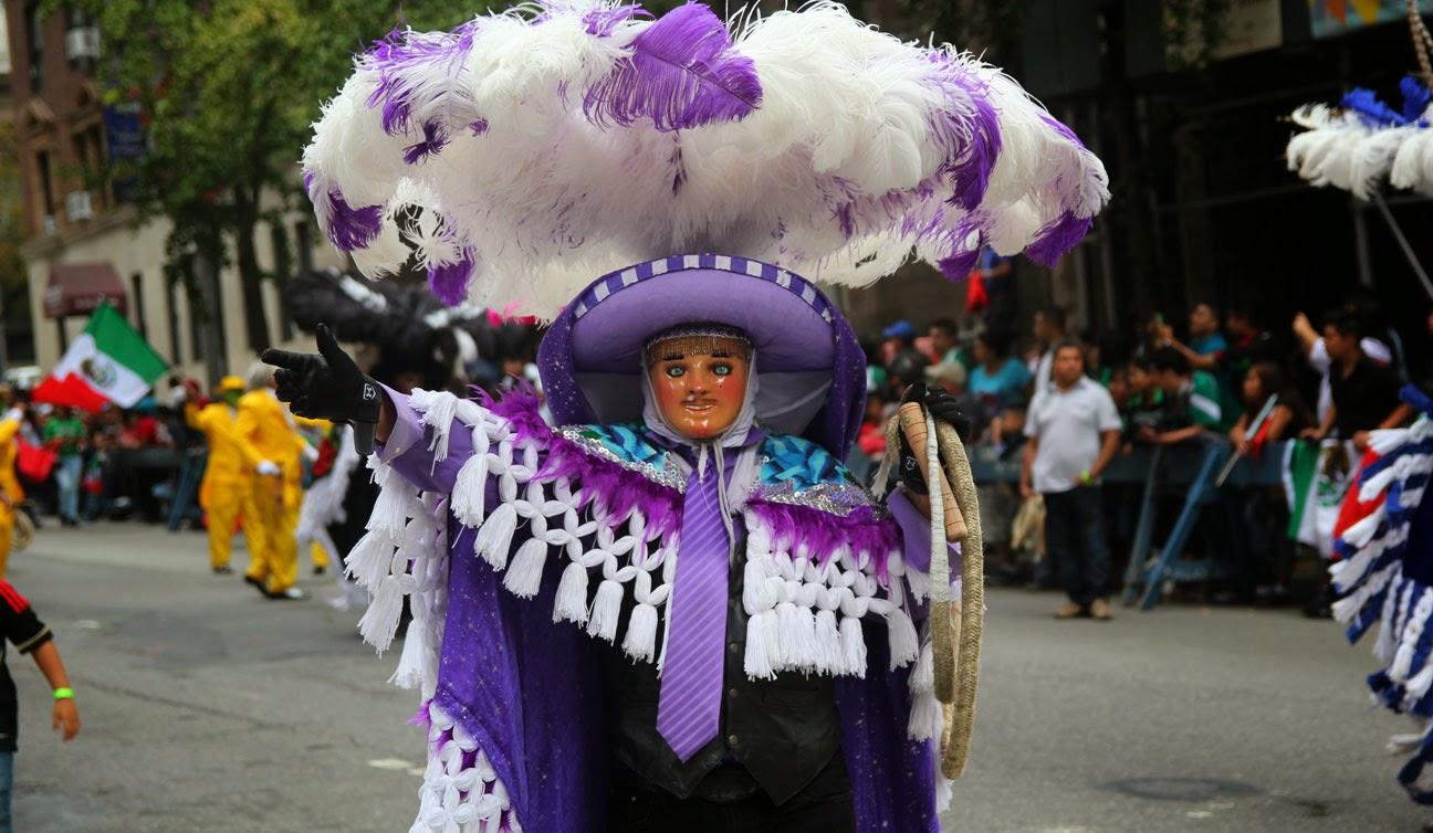 desfile mexicano - El carnaval en Tlaxcala