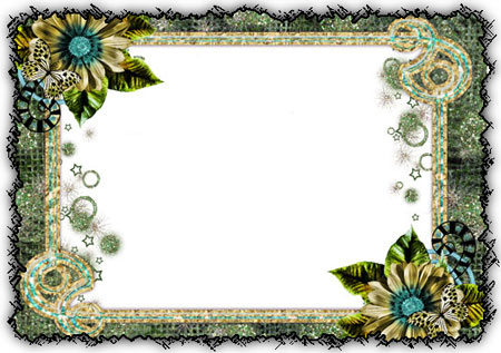 Flowers For Flower Lovers Photo Frames Designs Ideas