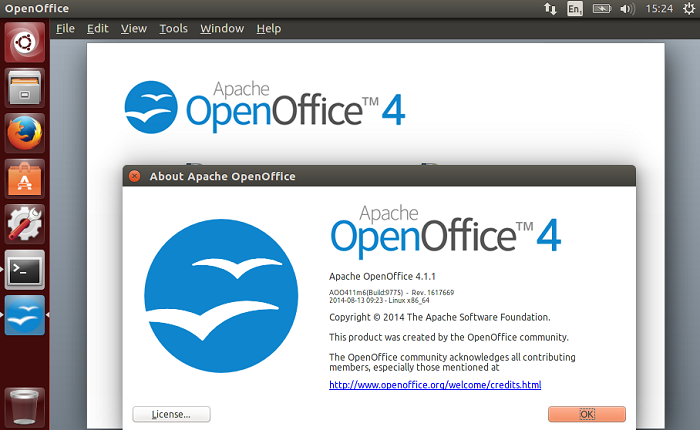 Apache openoffice 4 1 2 ndir medya - Apache open office download ...
