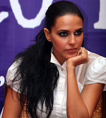 Neha Dhupia Wallpaper Julie Look niced