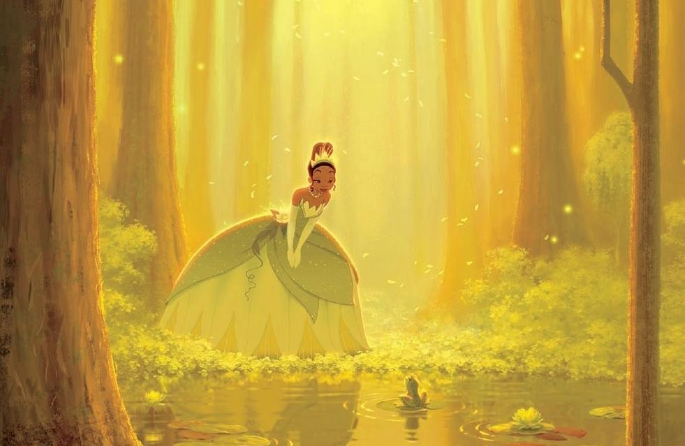 La magie de disney la princesse et la grenouille 2009 - La princesse et la grnouille ...