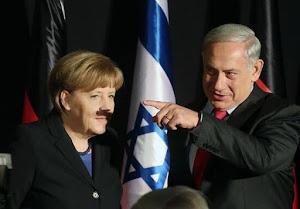 O lano nazi de Angela Merkel
