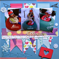 August Featured Layout Scrapper!