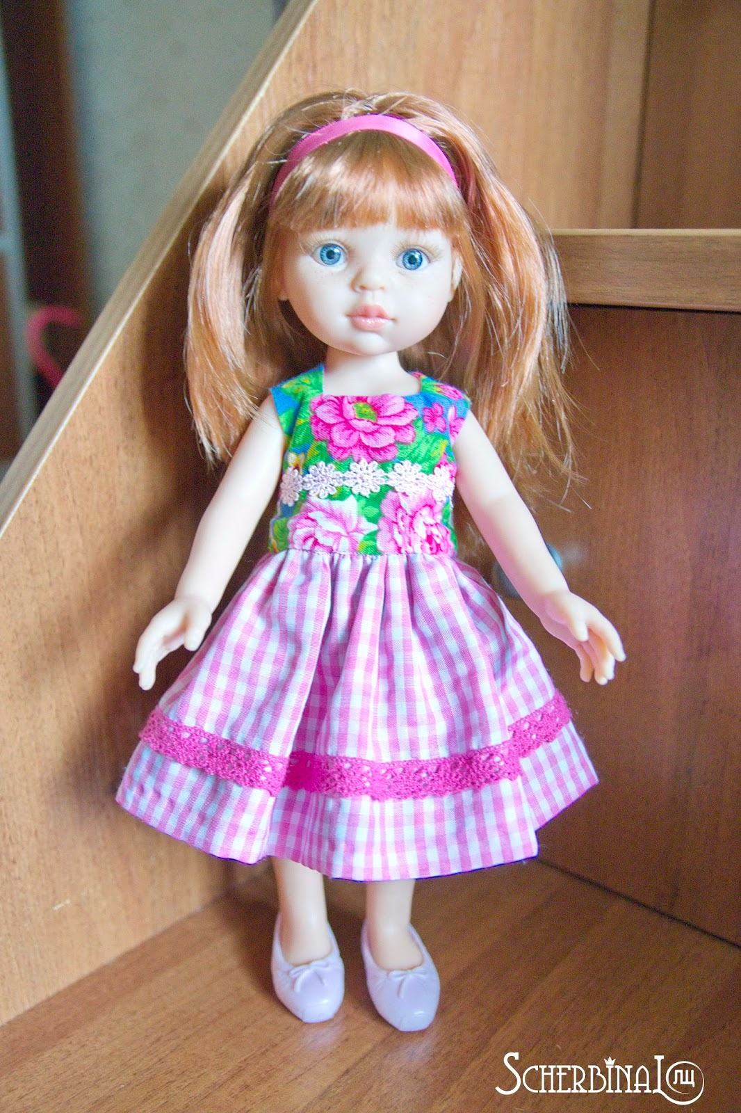 одежда для куклы Paola Reina 32 см