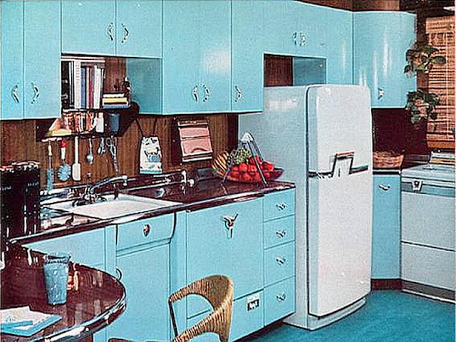 Hog wild home think you have a bad kitchen for 50 s style kitchen designs