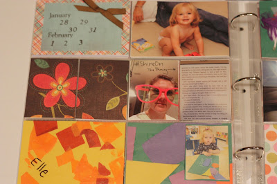 Project Life 2013: Weeks 5-8