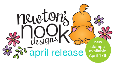 April Release from Newton's Nook Designs