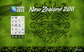 World Cup 2011 Rugby Wallpaper