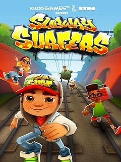 Subway Surfers java game for mobile. Subway Surfers free ...