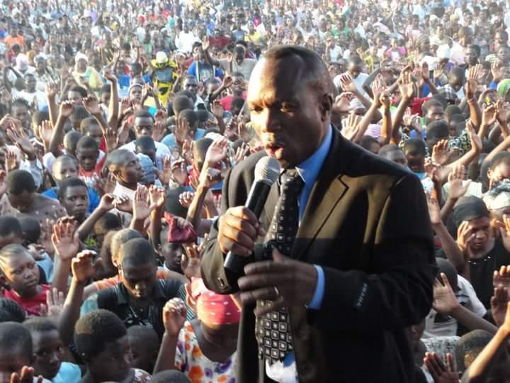 Mchungaji Kiongozi