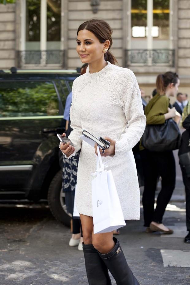 Alessia Messori Isabel Marant Vs Givenchy