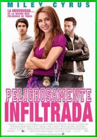 Peligrosamente Infiltrada | 3gp/Mp4/DVDRip Latino HD Mega