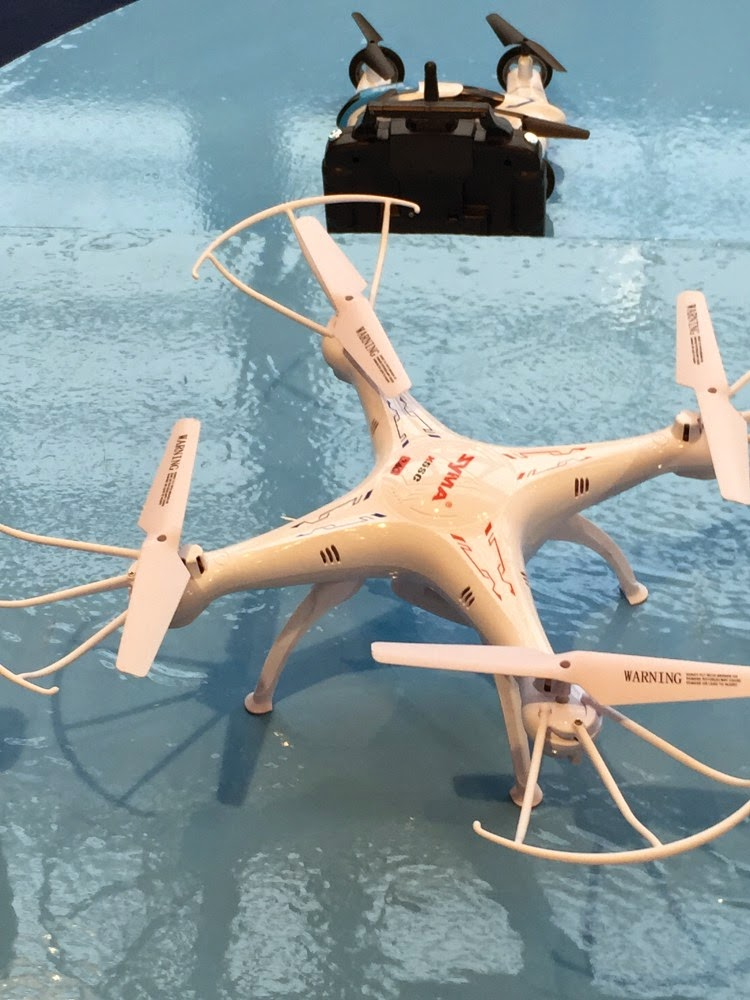 Syma_X5S_X5SC_Quadcopter White Colour With Transmitter