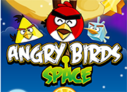 Angry Birds Space Fly
