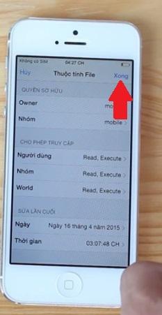 Thủ thuật chặn thông báo cập nhật trên iPhone 6 Lock Nhật - 84136
