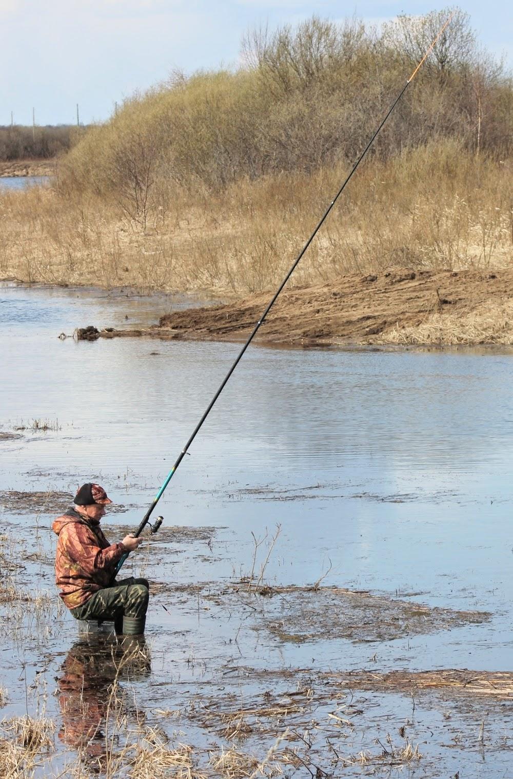 рыбалка на спиннинг весной секреты