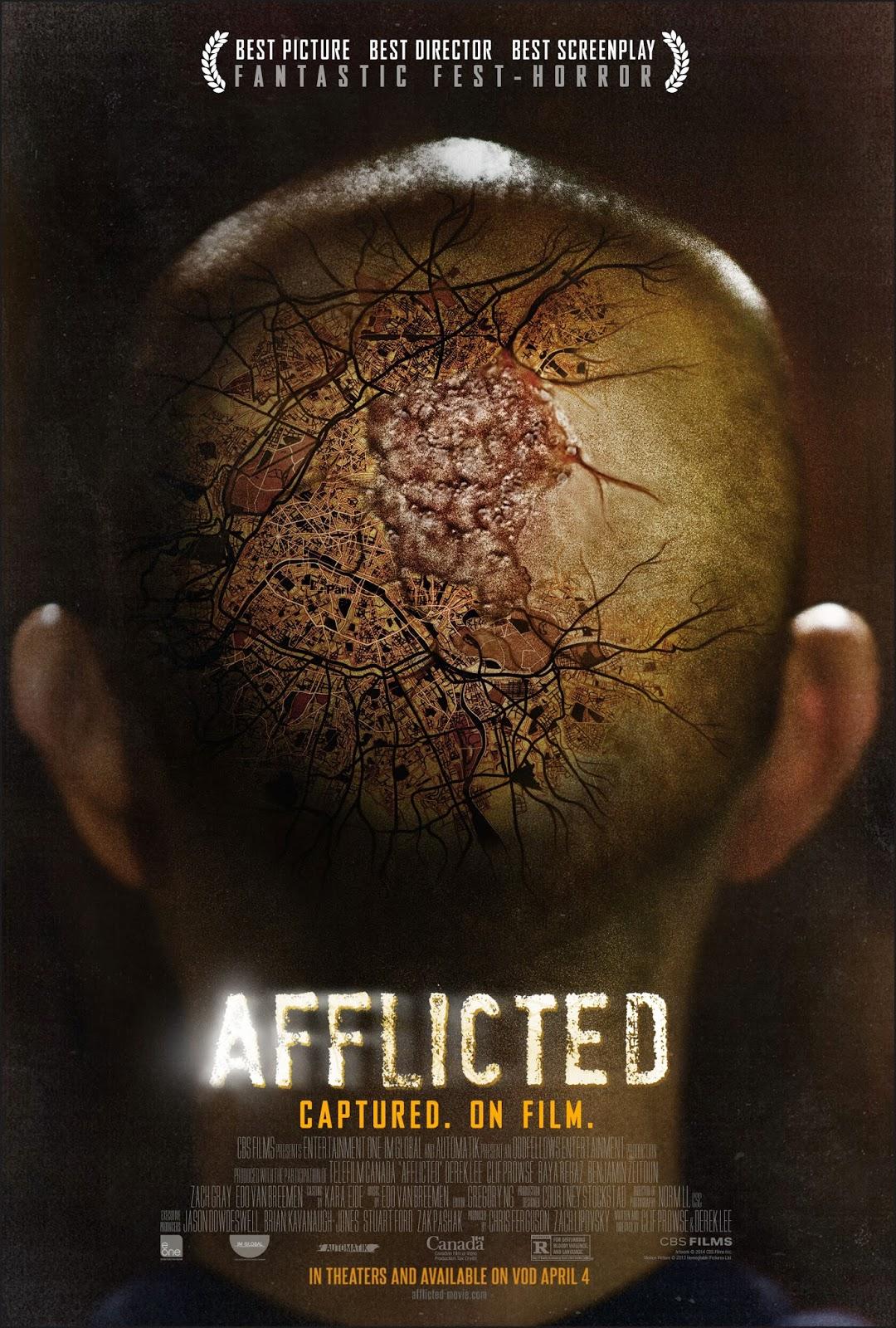 Sufrimiento (2013)  [Dvdrip] [Latino] [1 Link]
