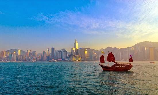 Holiday in hongkong