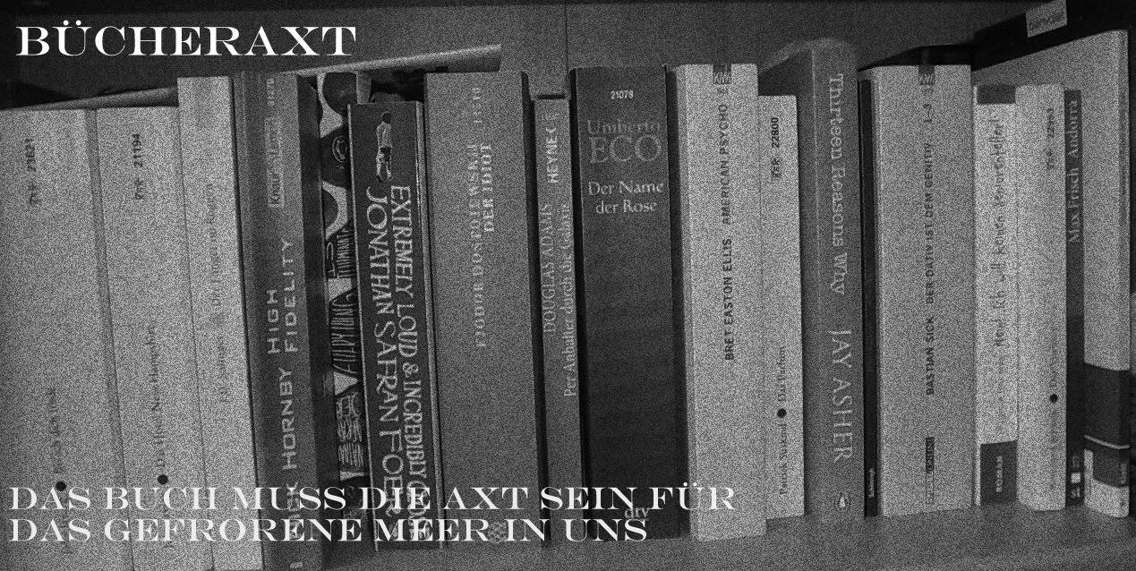 Bücheraxt