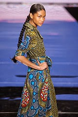 Highlighting modern African perspectives of African fashion and everything in between.