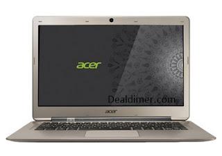Acer Aspire Ultrabook S3-391 Laptop
