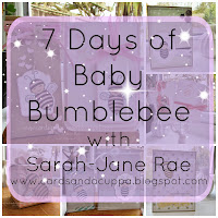 Visit my 7 days of Baby Bumblbee Series