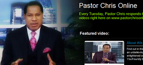 The Ultimate Solution For Pastor Chris Oyakhilome Today That One May Learn