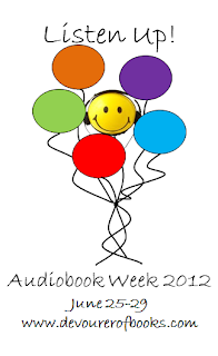 Image: Audiobook Week 2012 Button