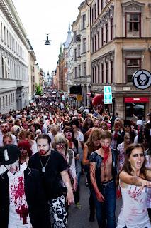 zombie week,zombie week sweeden,zombie week stockholm