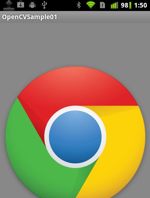 色空間を変換する - Opencv For Android ぎーくなぁど