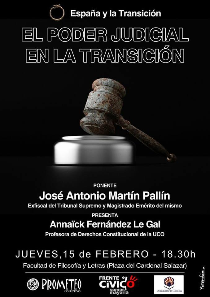 Ciclo La Transición.Febrero