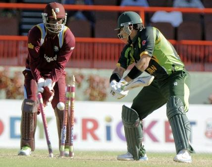 Pakistan vs West Indies 4th ODI Livescores, pak vs wi scores 2013,