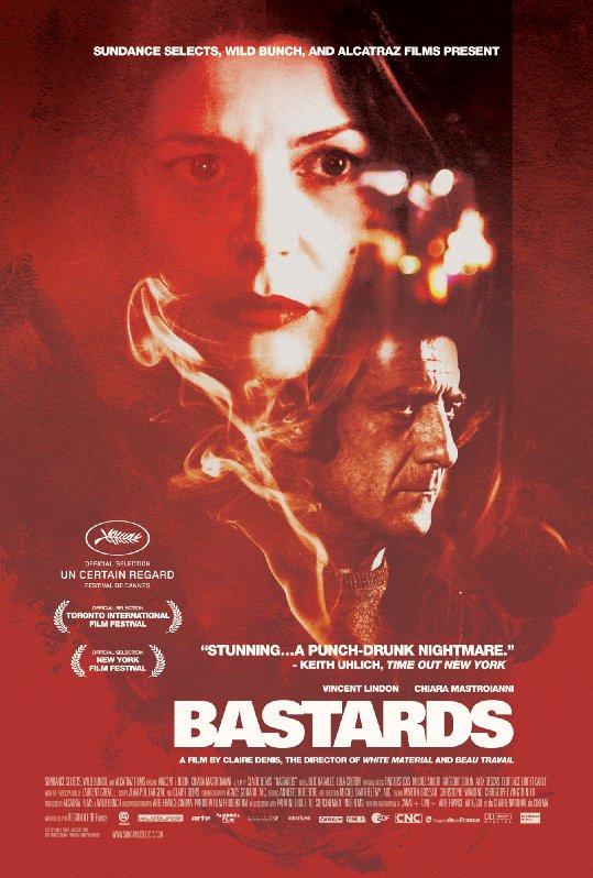 Bastards Les salauds film poster