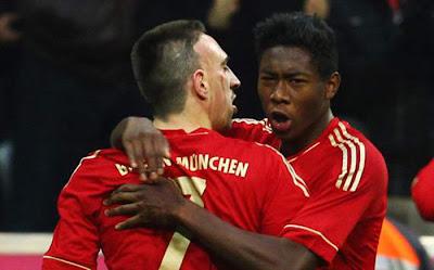 Bayern Munich 4 - 1 Werder Bremen (2)