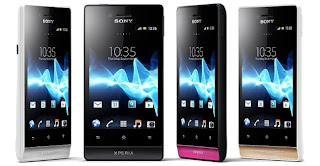 Daftar Harga HP Sony Experia Murah Bulan September 2013