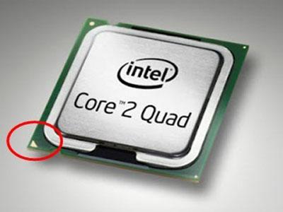 Memasang Processor Intel