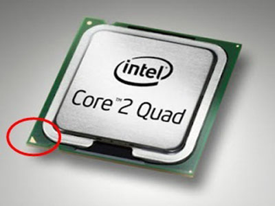 Seharusnya processor akan dengan mudah dan pas masuk ke hollow