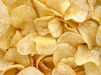 Invented by accident, Potato crisps, potato chips