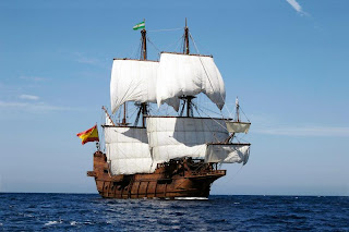 El Galeón Visits St. Augustine May 23- June 3 1 el+galeon St. Francis Inn St. Augustine Bed and Breakfast
