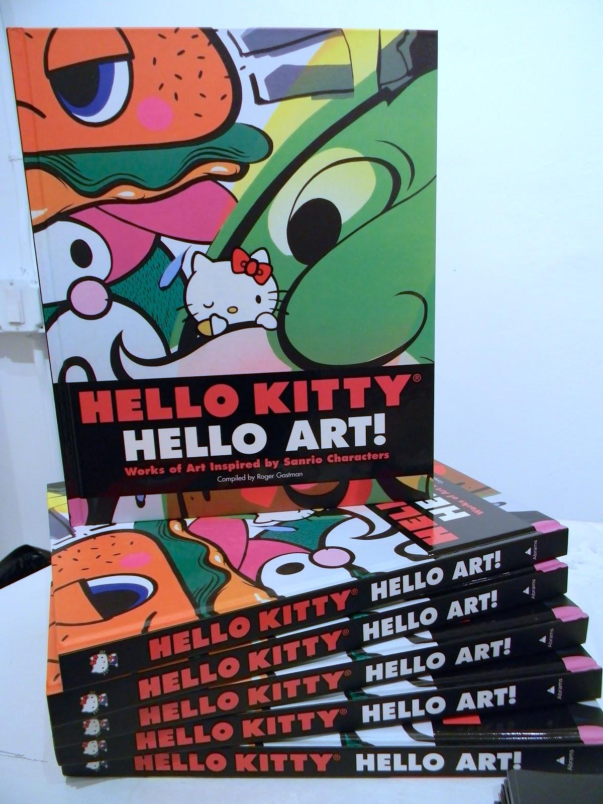 Art fashion salon hello kitty hello art - Hello kitty hello ...