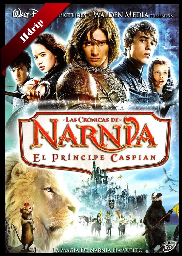 Las Cronicas De Narnia El Principe Caspian Hdrip Castellano 2008