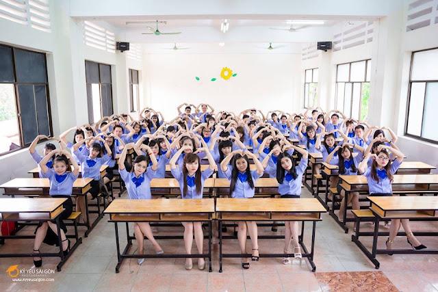chụp-ảnh-kỷ-yếu-lớp-qlc2-học viện-hành-chính-quốc-gia