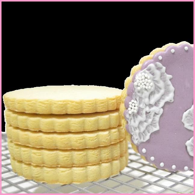 Galletas sin huevo para decorar