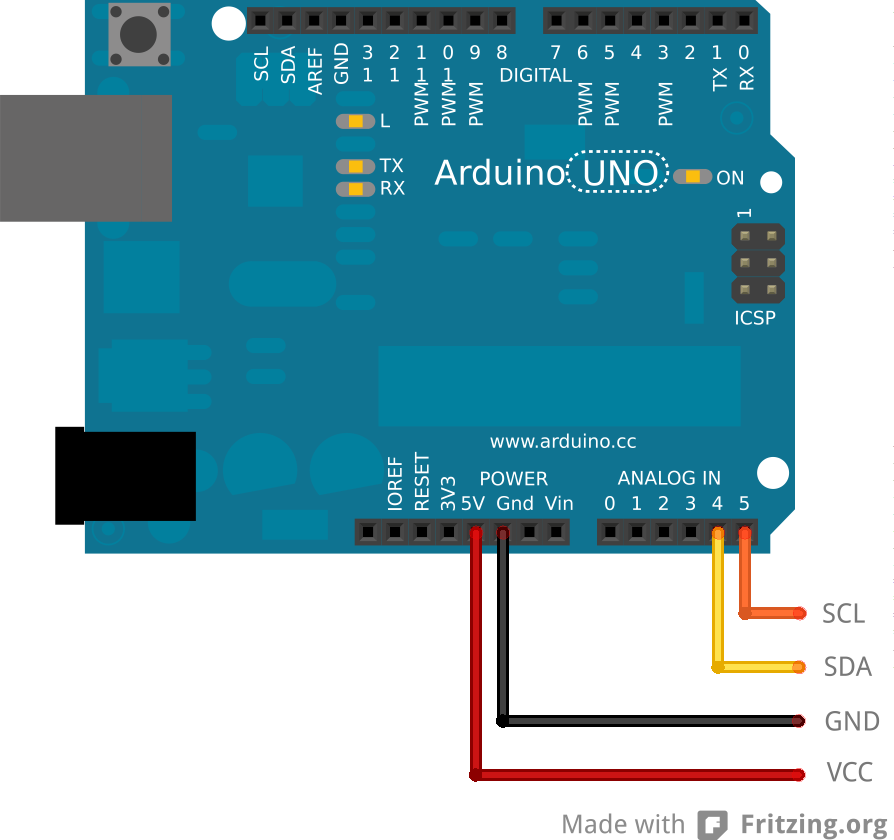 Using an Arduino as an LCD clock