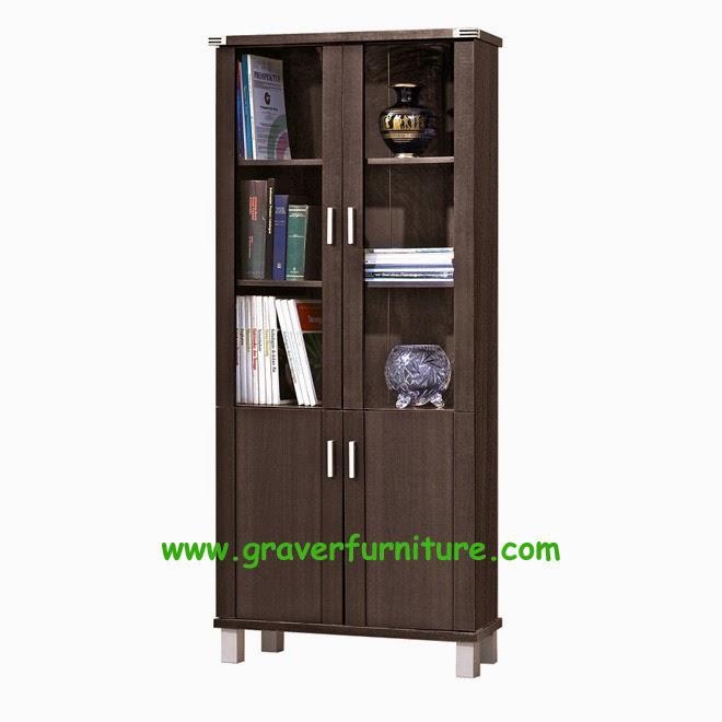 Lemari Display LH 2862 Graver Furniture